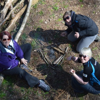 Bushcraft Hen party